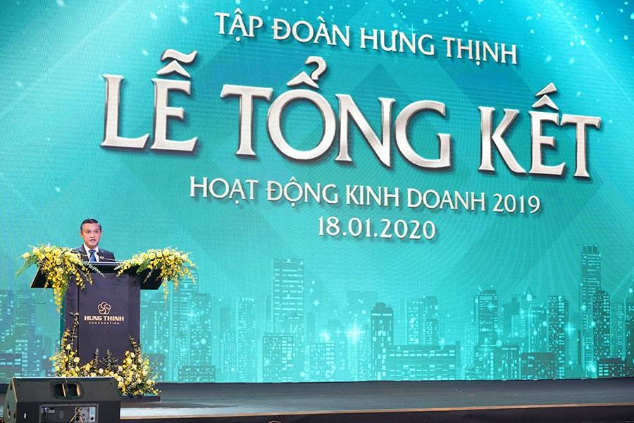 ong nguyen van cuong phat bieu le khai mac tong ket cuoi nam 2019-min