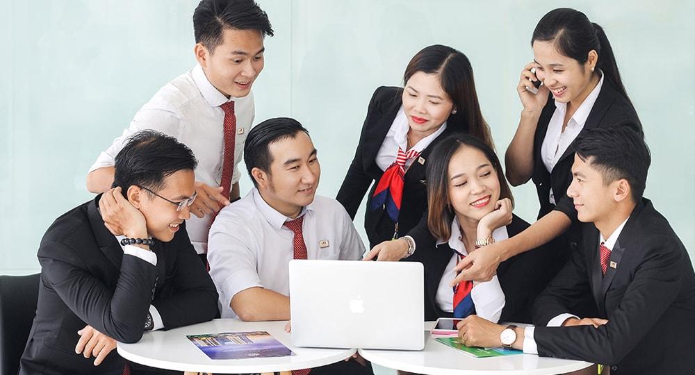 cơ hội nghề nghiệp hưng thịnh real estate