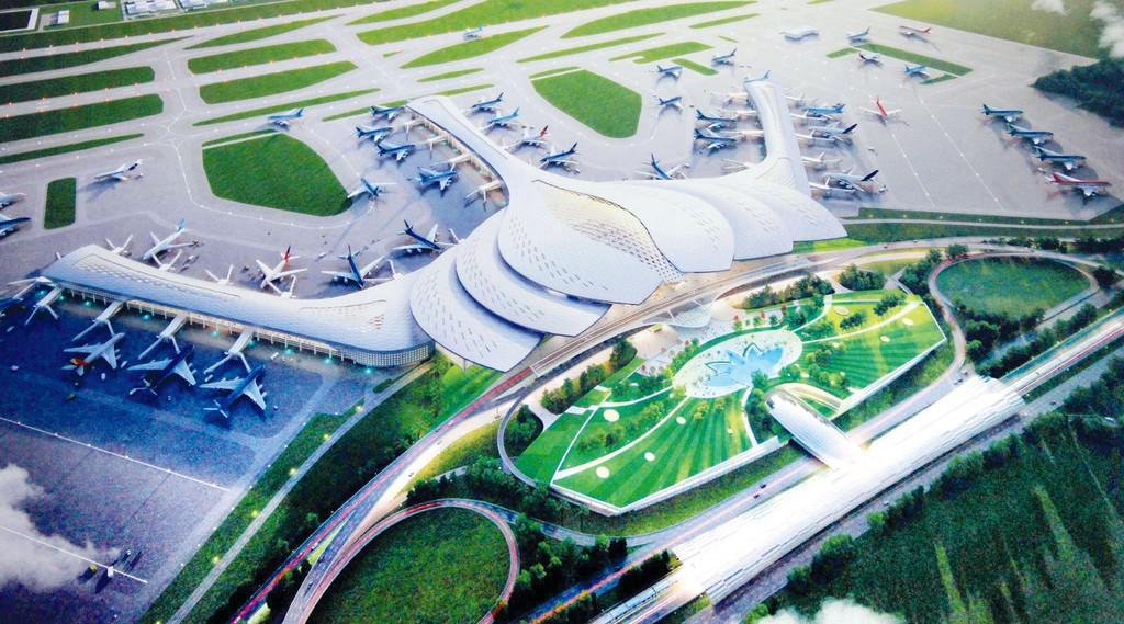 Sân Bay Long Thành: Mời Thầu Xây Dựng Khu Tái Định Cư