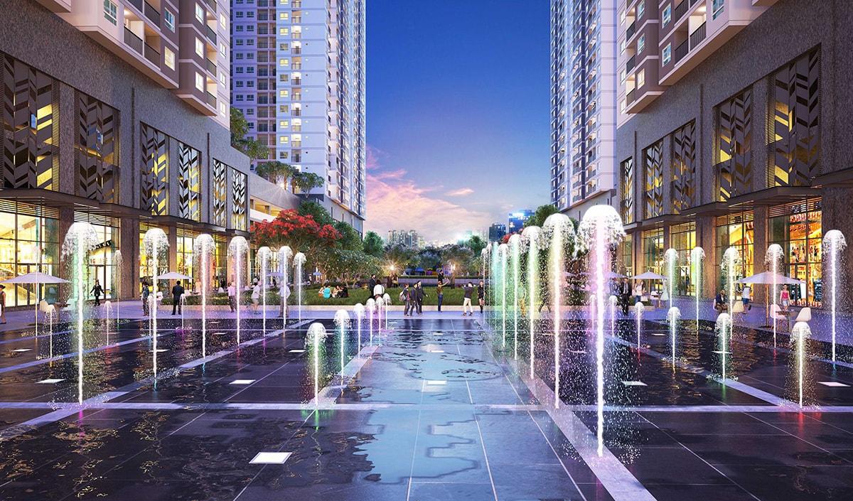 Hơn 50 Tiện Ích Hiện Đại Tại Q7 Saigon Riverside Complex