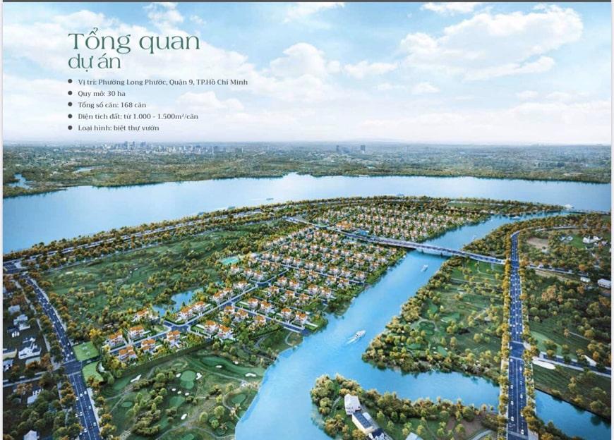 tong the saigon garden riverside village