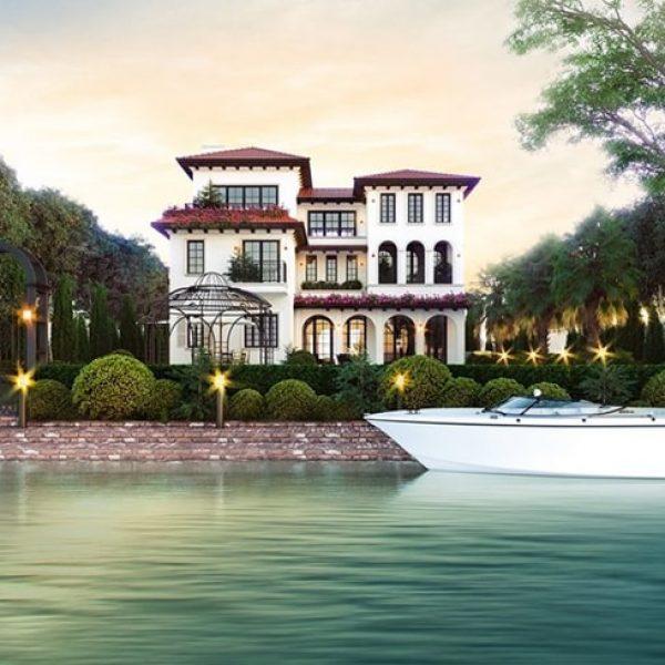 Biệt thự nghỉ dưỡng Saigon Garden Riverside Village vì sao thu hút?