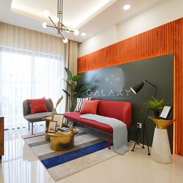 Chủ đầu tư Hưng Thịnh cùng kiệt tác căn hộ New Galaxy tại Dĩ An
