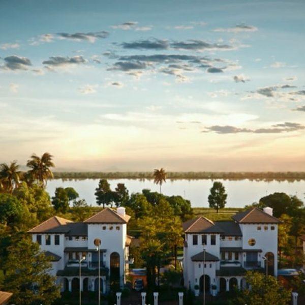 Viên ngọc quý BĐS Hồ Chí Minh – Saigon Garden Riverside Village