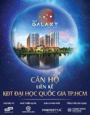 Dự án New Galaxy