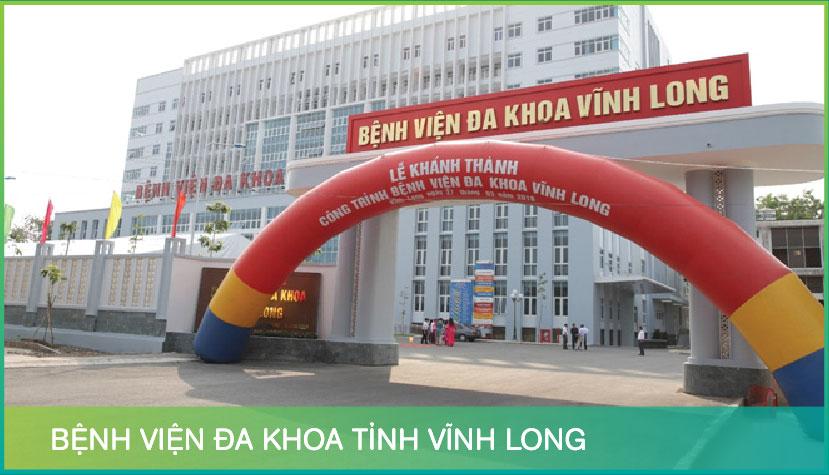 Bệnh viện đa khoa tỉnh vĩnh long