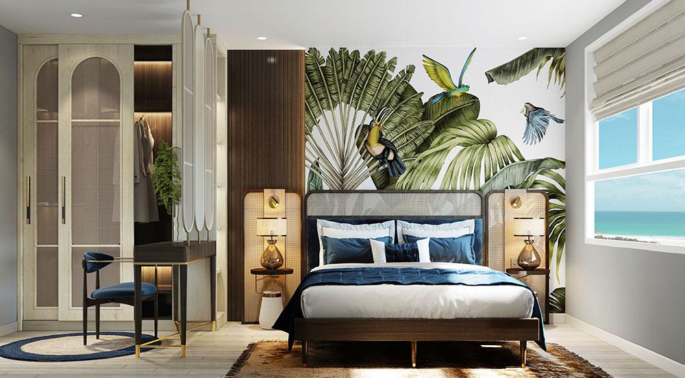 Phòng ngủ Vũng Tàu Pearl