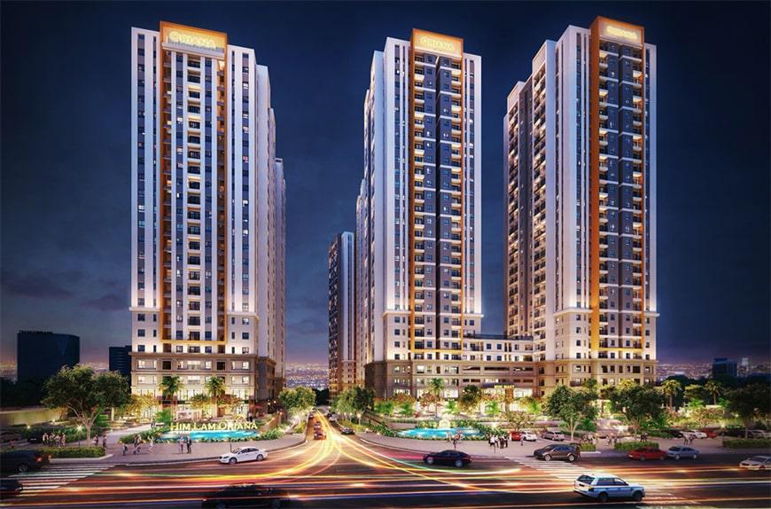 Thông tin dự án căn hộ Bien Hoa Universe Complex