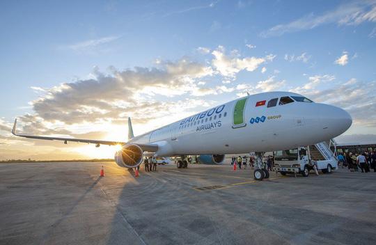 Dự kiến, hãng Bamboo Airways là đơn vị đầu tiên khai thác các chuyến bay quốc tế đi và đến sân bay Phù Cát