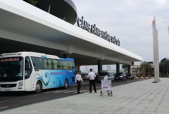 Mở chuyến bay quốc tế đầu tiên tại Bình Định vào tháng 9.2019