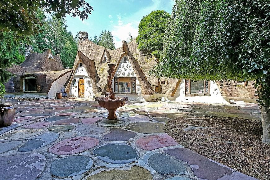 Snow White's Cottage in the Woods