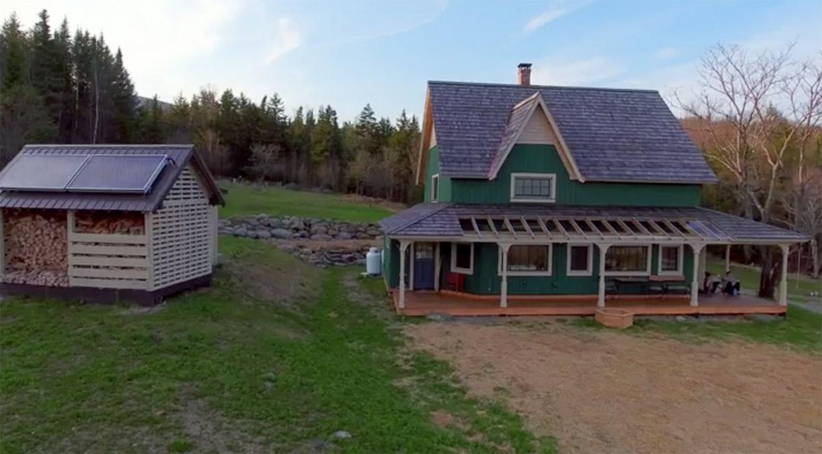 Xây dựng những ngôi nhà thân thiện với trái đất trong khi định hình một tương lai tốt đẹp hơn