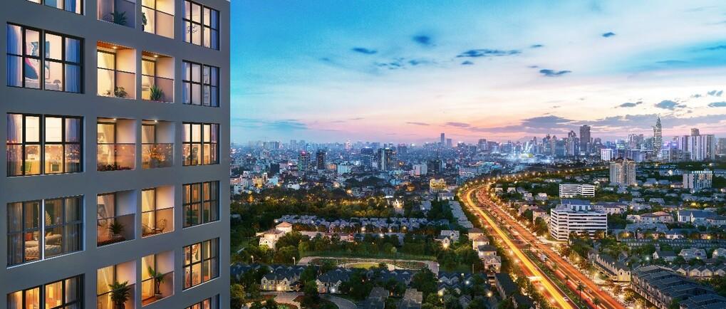 Lavita Thuan An nằm ngay cung đường huyết mạch, trong tương lai sẽ trở thành đại lộ thương mại - dịch vụ lớn nhất tỉnh Bình Dương.