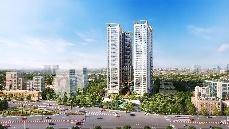 Lavita Thuan An sở hữu mật độ xây dựng chỉ 28% với hàng loạt tiện ích nội khu đẳng cấp