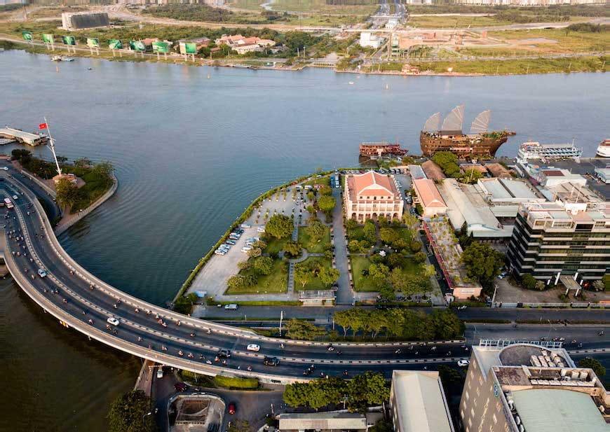 Đề xuất đưa đại lộ ven sông Sài Gòn vào quy hoạch chung TPHCM - Dự án đường đại lộ ven sông Sài Gòn