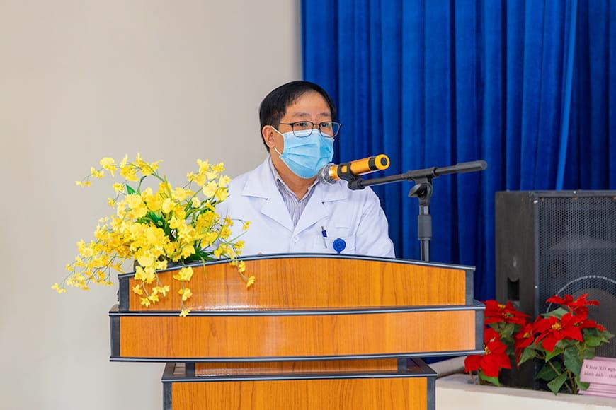 Tập đoàn Hưng Thịnh trao hỗ trợ tỉnh Lâm Đồng chống dịch Covid
