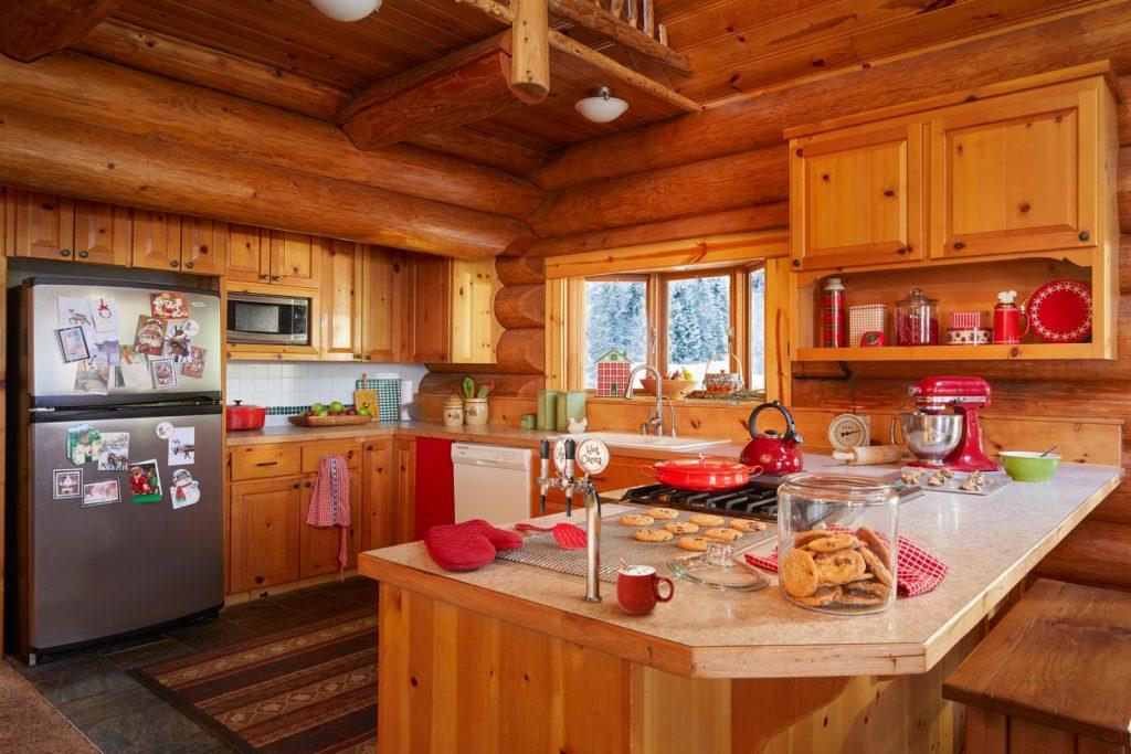 Nhà bếp của ông già Noel