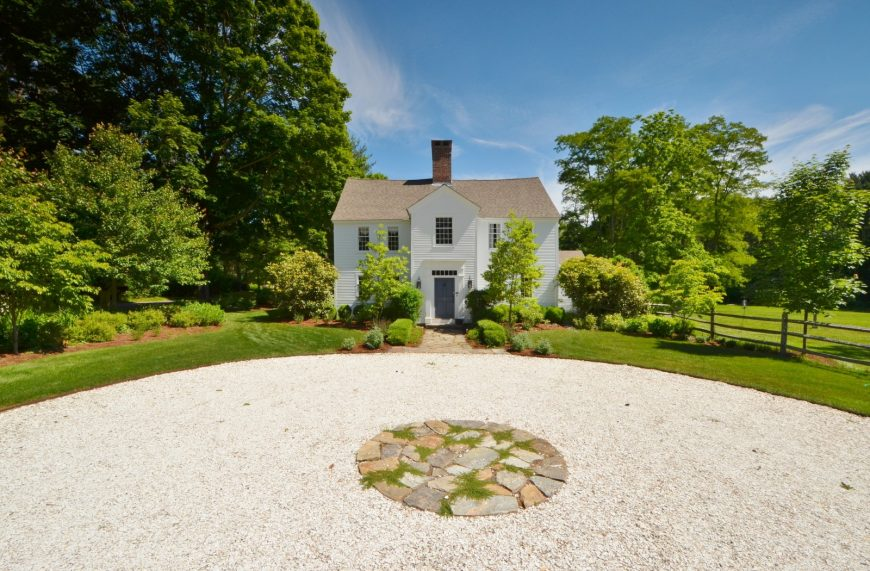 This Historic Connecticut Home Once Hosted a Dancing George Washington
