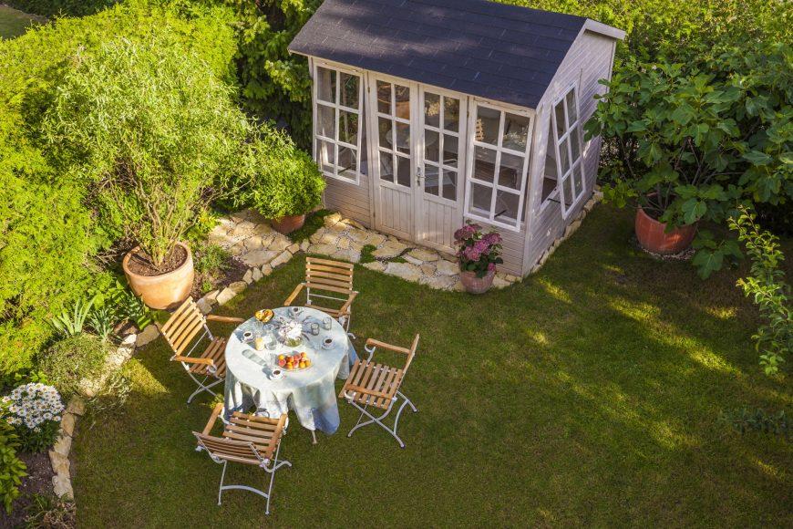 7 cách tận hưởng không gian ngoài trời tại nhà