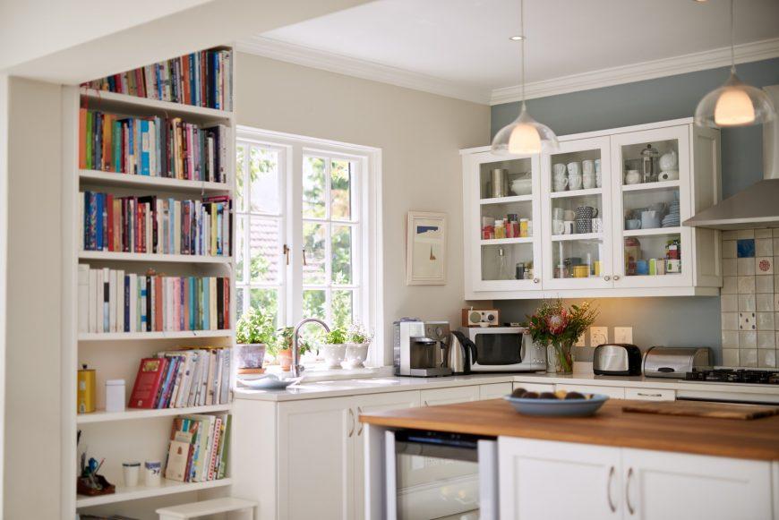 10 lời khuyên để tổ chức toàn bộ ngôi nhà của bạn
