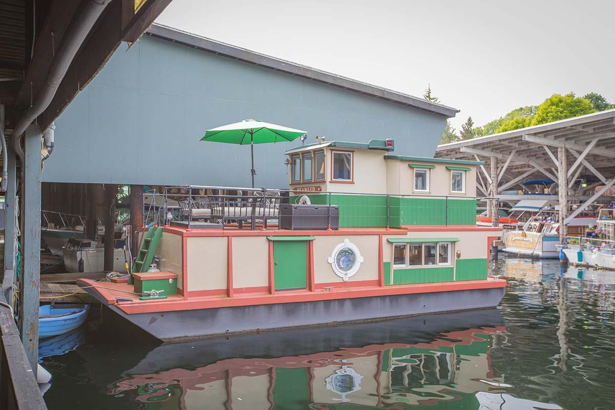 7 điều bạn chưa biết về nhà nổi & nhà thuyền