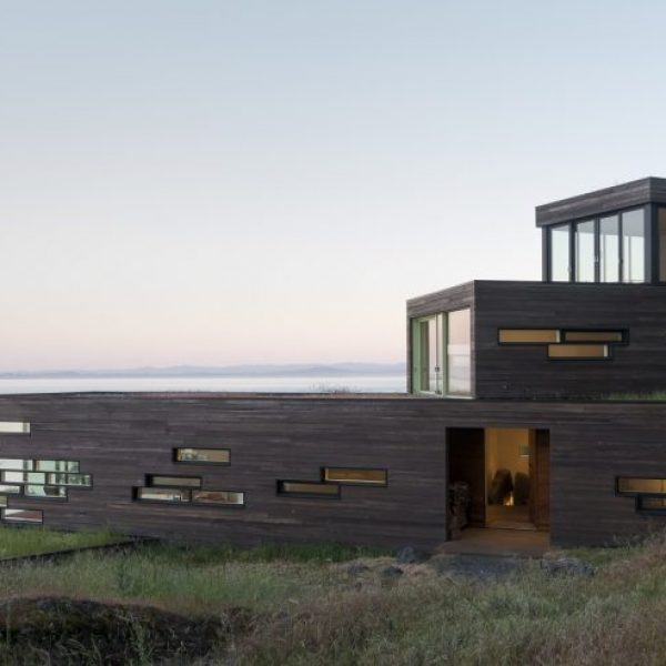 Whale Watch From Any of This Home's 3 Rooftop Decks