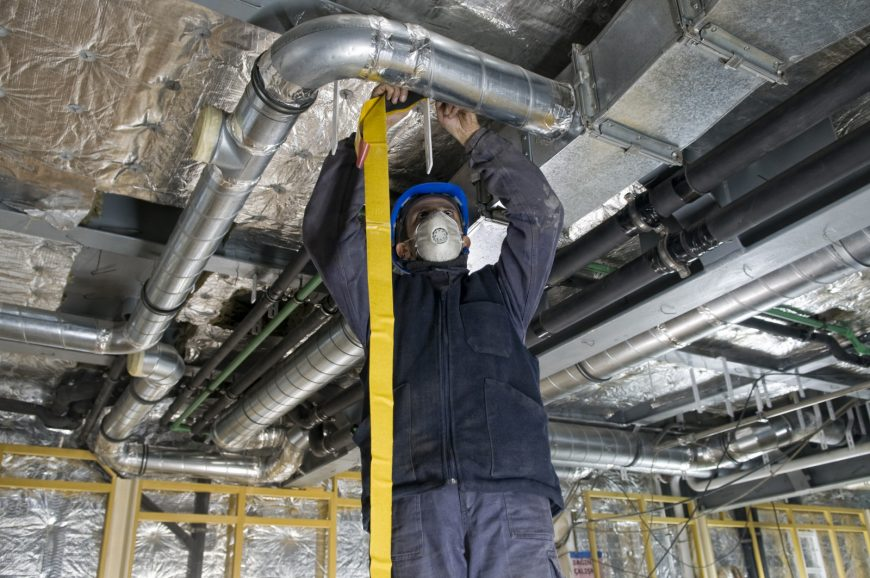 Sealing and Insulating Your Ductwork