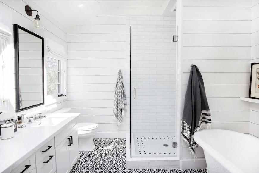 Những sai lầm cần tránh khi cập nhật phòng tắm