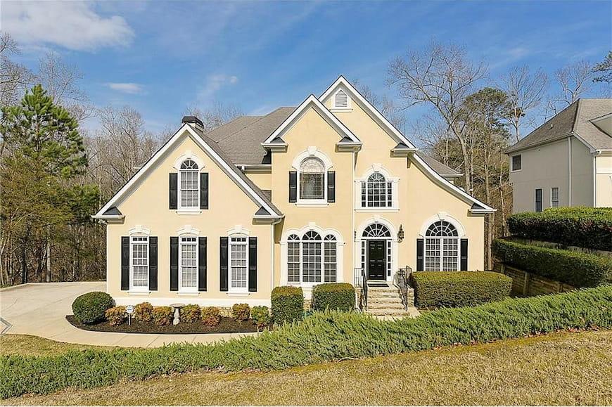 10 ngôi nhà được bán ở vùng ngoại ô giúp tăng ngân sách gia đình