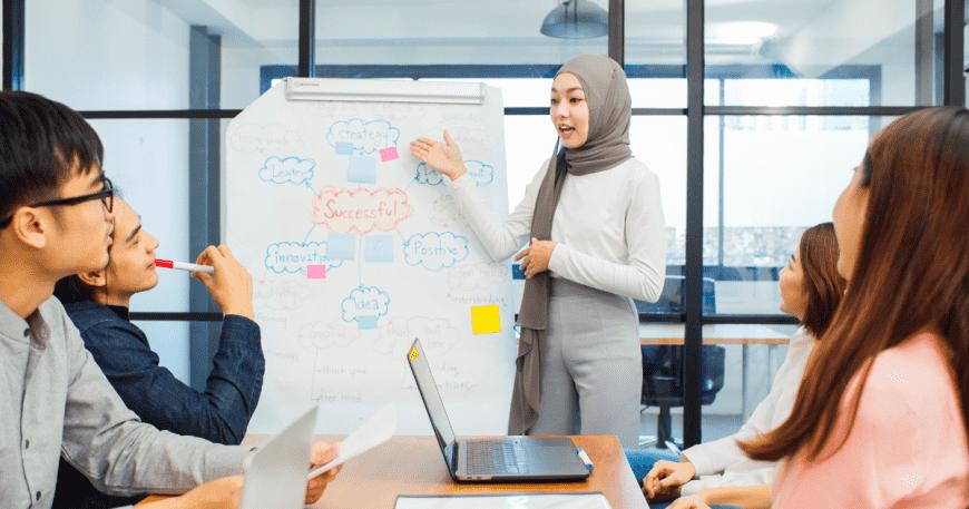 5 kỹ năng mềm mà mọi nhân viên kinh doanh bất động sản nên có