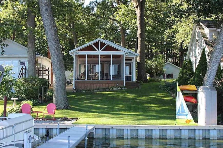 7 ngôi nhà nhỏ này là nơi nghỉ ngơi hoàn hảo vào mùa hè