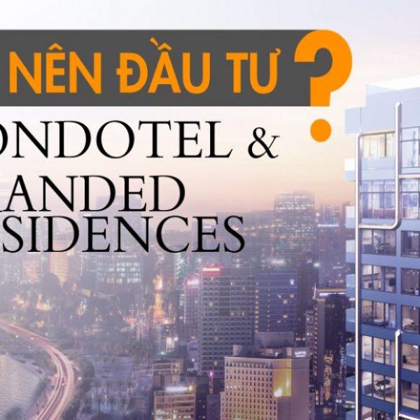 Khu dân cư thương hiệu condotel đầu tư – Nên hay không?