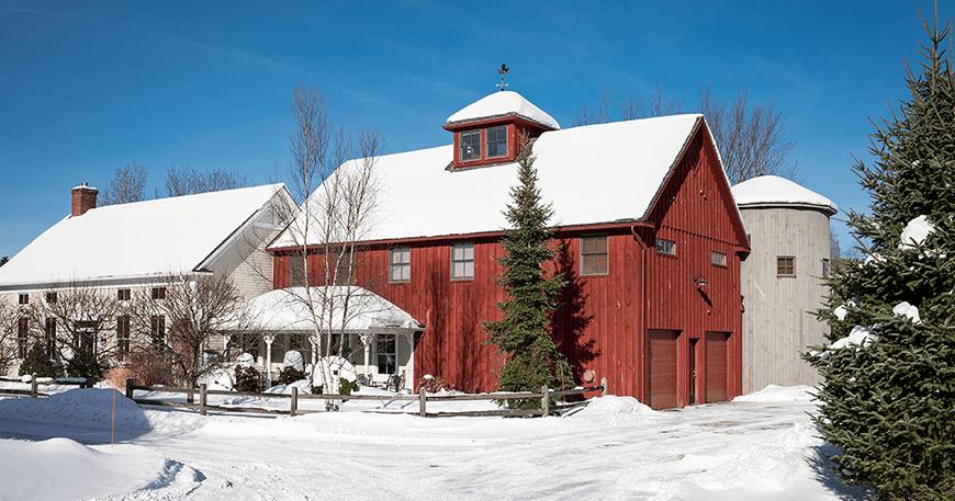 Ngôi nhà Trượt tuyết ở Vermont này có một Silo mà bạn có thể ngủ trong – Ngôi nhà trong tuần