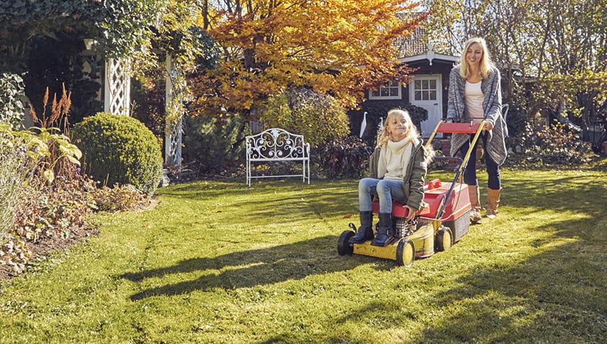 8 công việc làm vườn mùa thu bạn không nên bỏ qua