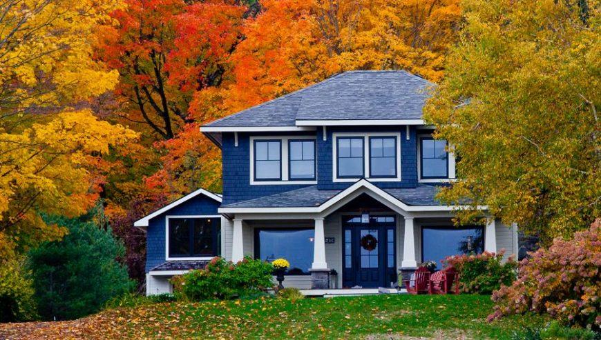 5 lý do nên mua nhà vào mùa thu này