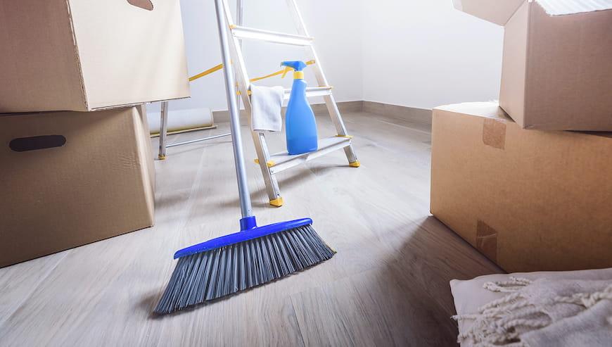 10 cách để cải thiện ngôi nhà mới của bạn trước khi bạn mở gói