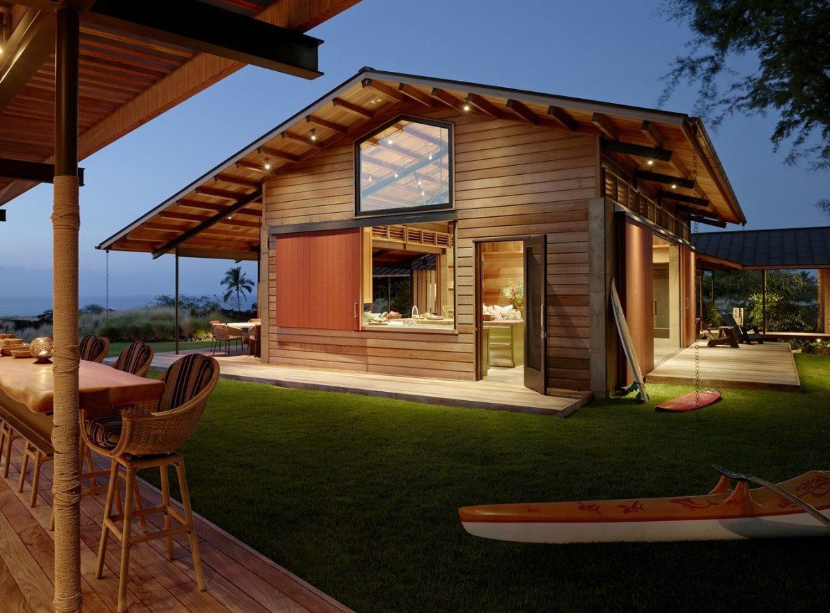 Một ngôi nhà đáng kinh ngạc ở Hawaii Cũng thú vị như Trại hè