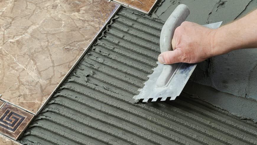 Cách lắp đặt sàn gạch