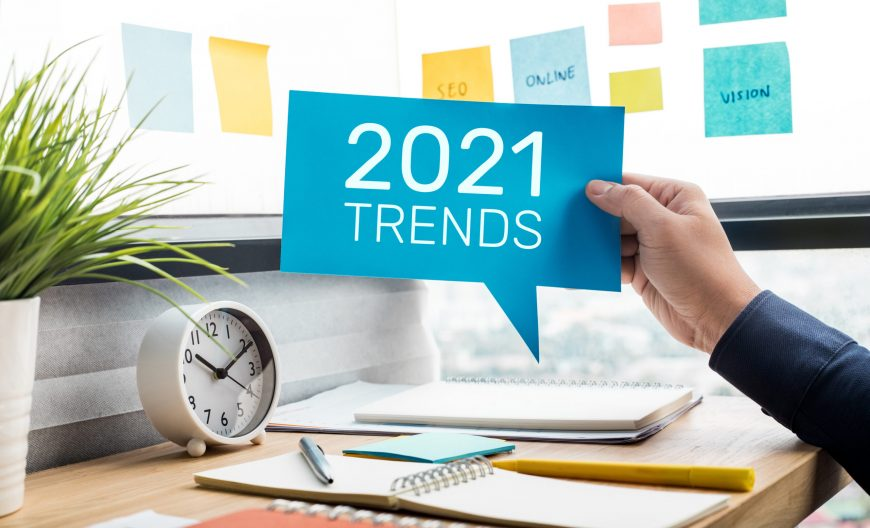 Top 4 Job Trends in 2021