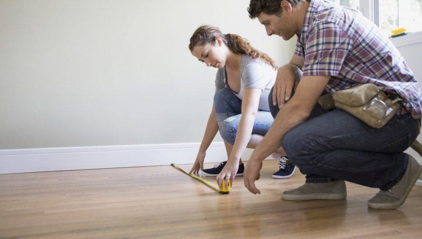 3 lý do để sống trong một ngôi nhà mới trước khi cải tạo