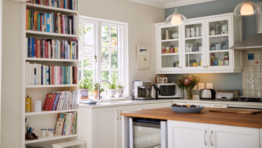 Tối đa hóa không gian trong một căn bếp nhỏ