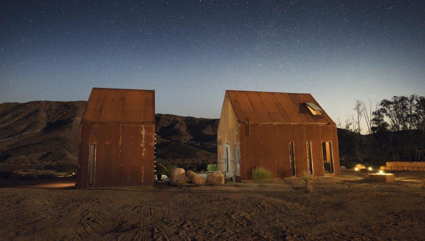 Ngủ dưới những vì sao trong căn nhà nhỏ này gần Vườn quốc gia