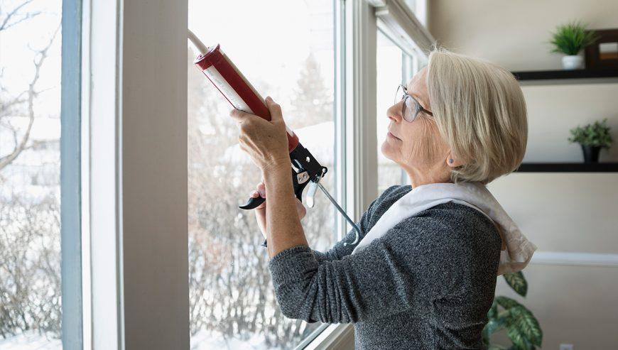 Tìm và sửa lỗi Drafty Windows để giữ cho ngôi nhà của bạn ấm áp và ấm áp