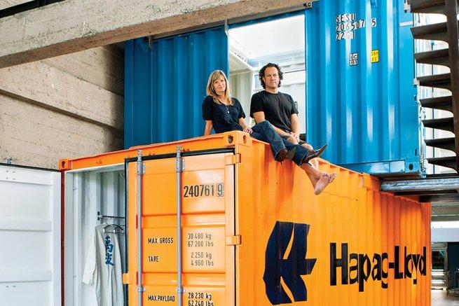 Làm thế nào để mua một container vận chuyển (cho ngôi nhà tiếp theo của bạn)
