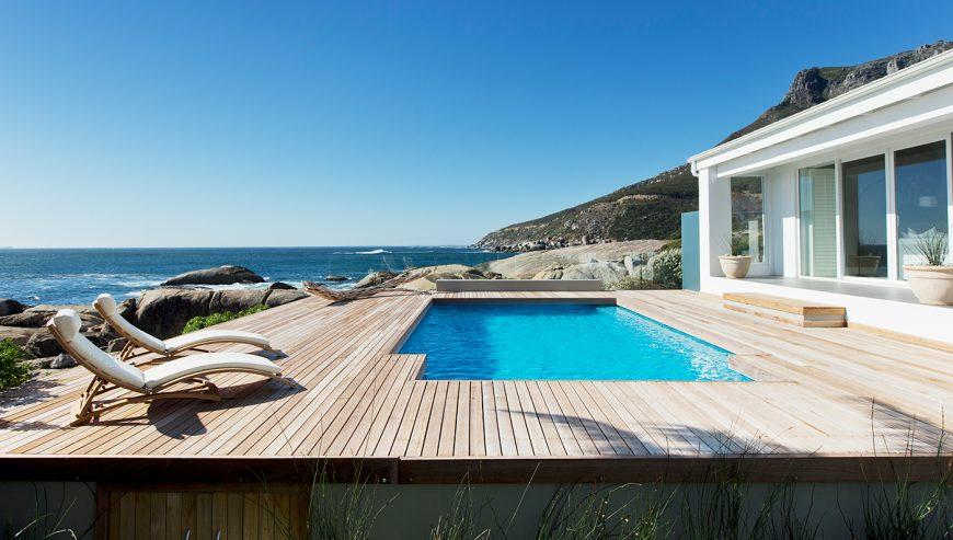 Bể bơi hoàn hảo nào mát cho mùa hè?