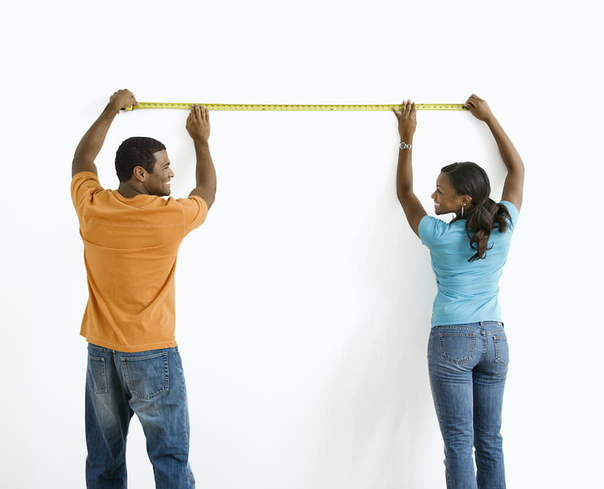 Làm thế nào để đo lường thước vuông của một ngôi nhà