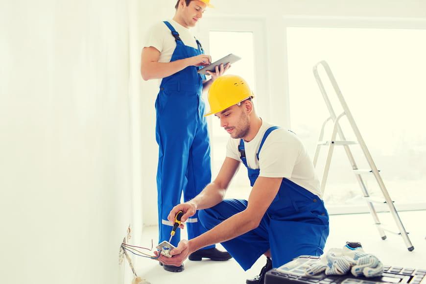 Làm thế nào để xây dựng một nhóm cải tạo nhà mà bạn có thể tin tưởng