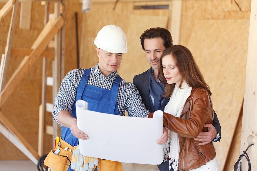 Hỏi 6 câu hỏi này có thể giúp bạn tiết kiệm tiền khi mua công trình xây dựng mới