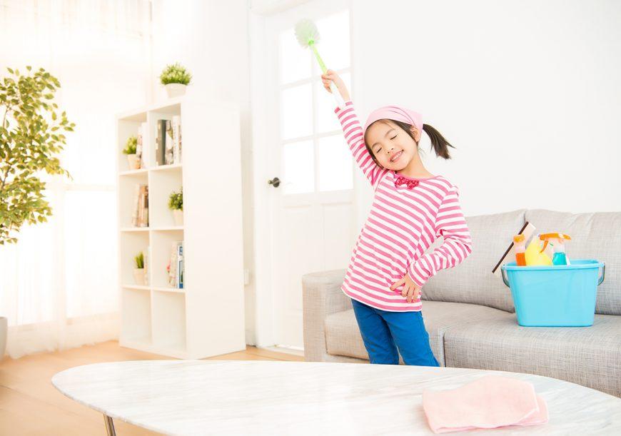 10 điều cần làm dọn dẹp đón mùa xuân trong ngày cuối tuần