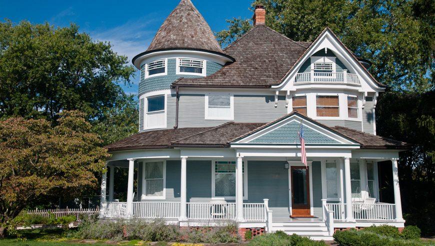 Mua một ngôi nhà lịch sử có phù hợp với bạn không?